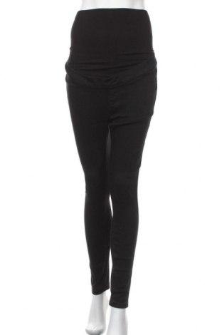 Панталон за бременни Missguided, Размер S, Цвят Черен, 98% памук, 2% еластан, Цена 28,62лв.