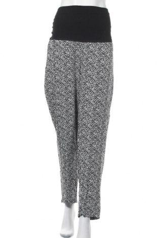 Панталон за бременни Target, Размер XXL, Цвят Черен, Вискоза, Цена 34,44лв.