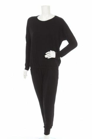 Пижама Anna Field, Размер M, Цвят Черен, 95% вискоза, 5% еластан, Цена 34,50лв.