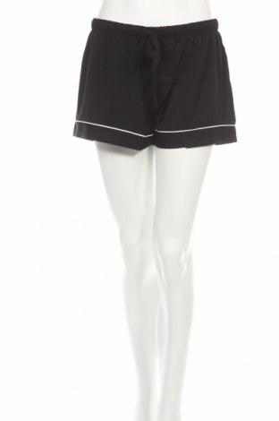 Пижама Anna Field, Размер M, Цвят Черен, Полиестер, Цена 24,00лв.