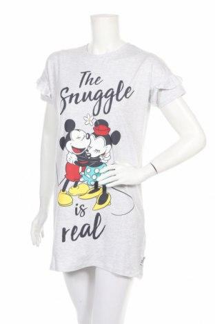 Пижама Disney, Размер S, Цвят Сив, 98% памук, 2% полиестер, Цена 17,60лв.