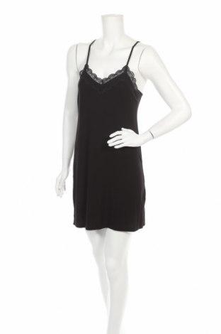 Пижама Etam, Размер M, Цвят Черен, 95% вискоза, 5% еластан, Цена 25,97лв.