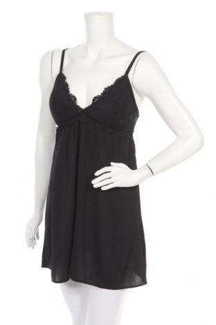 Пижама Etam, Размер L, Цвят Черен, Полиестер, Цена 42,00лв.