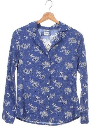 Πιτζάμες Etam, Μέγεθος XS, Χρώμα Μπλέ, Βισκόζη, Τιμή 15,08€