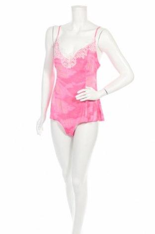 Πιτζάμες Free People, Μέγεθος S, Χρώμα Ρόζ , Πολυεστέρας, Τιμή 31,20€
