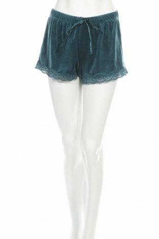 Пижама Hunkemoller, Размер M, Цвят Зелен, 95% полиестер, 5% еластан, Цена 24,00лв.
