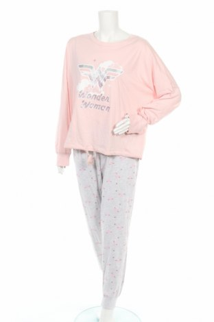 Пижама Women'secret, Размер XL, Цвят Розов, 100% памук, Цена 36,75лв.