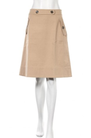 Φούστα Cinque, Μέγεθος XL, Χρώμα  Μπέζ, 97% βαμβάκι, 3% άλλα υφάσματα, Τιμή 21,34€