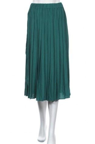 Φούστα H&M, Μέγεθος S, Χρώμα Πράσινο, Πολυεστέρας, Τιμή 12,96€