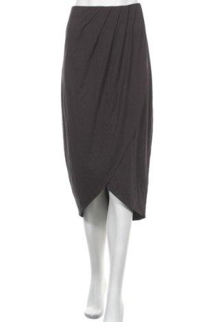 Φούστα Jeanswest, Μέγεθος XL, Χρώμα Γκρί, 95% βισκόζη, 5% ελαστάνη, Τιμή 18,19€