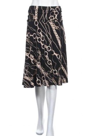 Φούστα Liz Jordan, Μέγεθος XL, Χρώμα Μαύρο, 94% πολυεστέρας, 6% ελαστάνη, Τιμή 8,64€