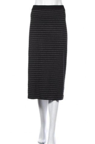 Φούστα Maggie T, Μέγεθος XXL, Χρώμα Μαύρο, 95% βισκόζη, 5% ελαστάνη, Τιμή 16,46€