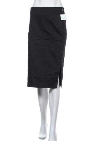 Φούστα Mix, Μέγεθος XL, Χρώμα Μαύρο, Βαμβάκι, πολυεστέρας, ελαστάνη, Τιμή 19,74€