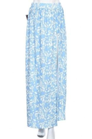 Φούστα Nly Trend, Μέγεθος S, Χρώμα Μπλέ, 95% πολυεστέρας, 5% ελαστάνη, Τιμή 19,49€