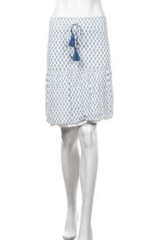 Φούστα Suzanne Grae, Μέγεθος XL, Χρώμα Λευκό, Βισκόζη, Τιμή 7,15€