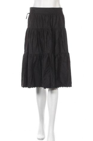Φούστα Ted Baker, Μέγεθος S, Χρώμα Μαύρο, Βαμβάκι, Τιμή 21,34€