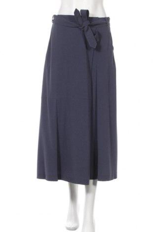 Φούστα Weekend Max Mara, Μέγεθος M, Χρώμα Μπλέ, 83% ασετάτ, 17% πολυεστέρας, Τιμή 57,20€