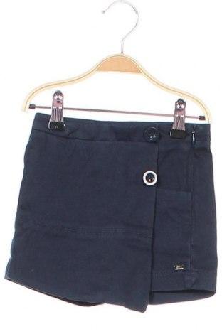 Пола-панталон Mexx, Размер 18-24m/ 86-98 см, Цвят Син, 98% памук, 2% еластан, Цена 14,00лв.
