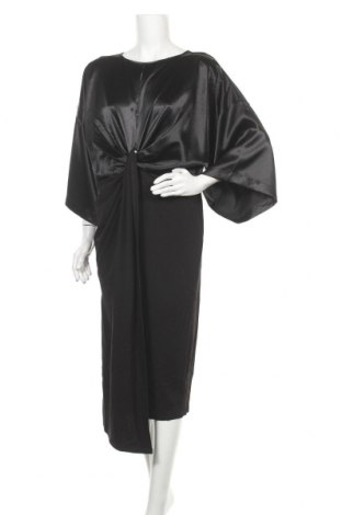 Φόρεμα ASOS, Μέγεθος XL, Χρώμα Μαύρο, Πολυεστέρας, ελαστάνη, Τιμή 32,57€