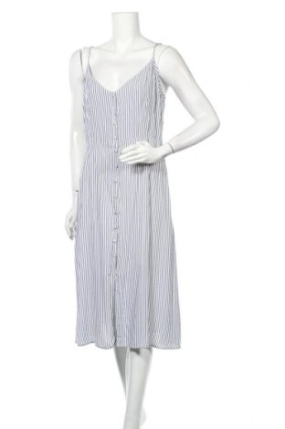 Φόρεμα Abercrombie & Fitch, Μέγεθος XL, Χρώμα Μπλέ, Βισκόζη, Τιμή 65,33€