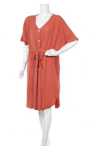 Φόρεμα Anko, Μέγεθος XL, Χρώμα Πορτοκαλί, Πολυεστέρας, Τιμή 14,94€
