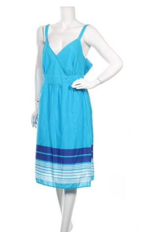 Φόρεμα Avella, Μέγεθος XXL, Χρώμα Μπλέ, Βαμβάκι, Τιμή 7,60€