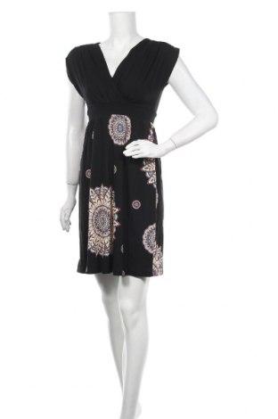 Φόρεμα Beach Time, Μέγεθος S, Χρώμα Μαύρο, 95% βισκόζη, 5% ελαστάνη, Τιμή 18,14€