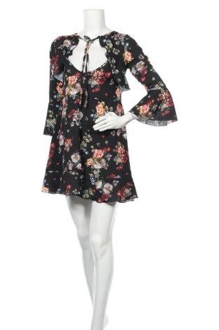 Φόρεμα Boohoo, Μέγεθος M, Χρώμα Πολύχρωμο, 97% πολυεστέρας, 3% ελαστάνη, Τιμή 18,56€