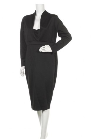 Φόρεμα Boohoo, Μέγεθος XL, Χρώμα Μαύρο, 95% πολυεστέρας, 5% ελαστάνη, Τιμή 23,97€