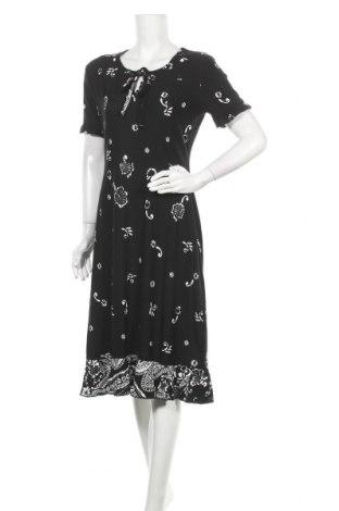 Φόρεμα Boysen's, Μέγεθος M, Χρώμα Μαύρο, 95% βισκόζη, 5% ελαστάνη, Τιμή 29,82€