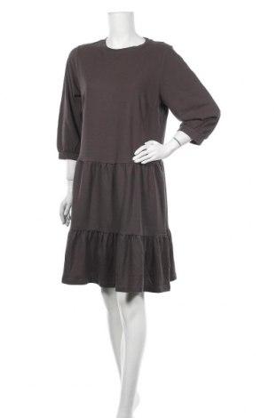 Φόρεμα Boysen's, Μέγεθος L, Χρώμα Γκρί, 80% βαμβάκι, 20% πολυεστέρας, Τιμή 18,85€