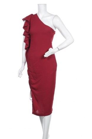 Φόρεμα C/MEO Collective, Μέγεθος S, Χρώμα Κόκκινο, Πολυεστέρας, Τιμή 41,81€