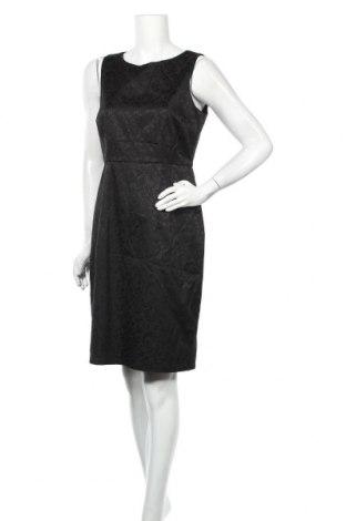 Φόρεμα Charles Vogele, Μέγεθος M, Χρώμα Μαύρο, 51% πολυεστέρας, 46% βαμβάκι, 3% ελαστάνη, Τιμή 5,91€