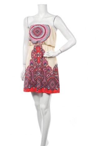 Φόρεμα Charlotte Russe, Μέγεθος M, Χρώμα Πολύχρωμο, 95% πολυεστέρας, 5% ελαστάνη, Τιμή 9,29€