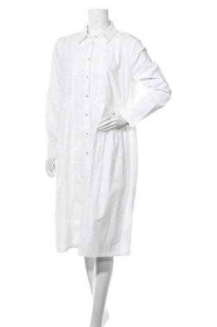 Φόρεμα Cream, Μέγεθος M, Χρώμα Λευκό, Βαμβάκι, Τιμή 38,21€