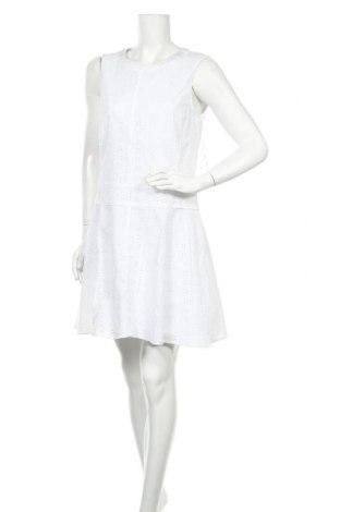 Rochie DKNY, Mărime M, Culoare Alb, Bumbac, Preț 201,91 Lei