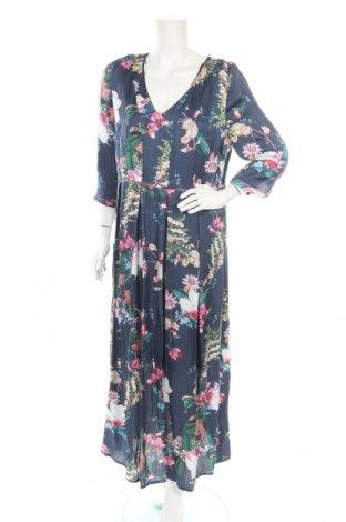 Φόρεμα Daniel Hechter, Μέγεθος XL, Χρώμα Πολύχρωμο, Βισκόζη, Τιμή 55,05€