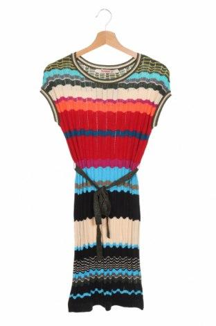 Φόρεμα Desigual, Μέγεθος XS, Χρώμα Πολύχρωμο, Βαμβάκι, Τιμή 24,39€