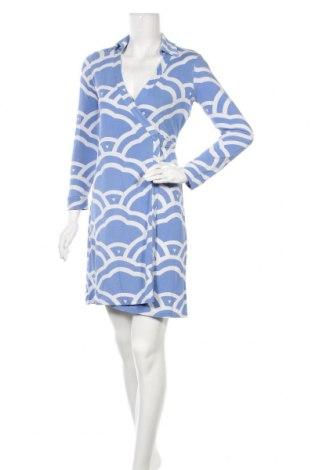 Φόρεμα Diane Von Furstenberg, Μέγεθος S, Χρώμα Μπλέ, Μετάξι, Τιμή 145,98€