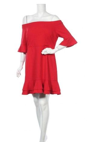 Φόρεμα Dotti, Μέγεθος XL, Χρώμα Κόκκινο, 95% πολυεστέρας, 5% ελαστάνη, Τιμή 14,29€