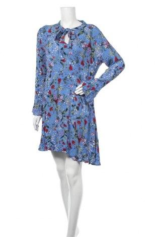 Φόρεμα Dotti, Μέγεθος XL, Χρώμα Μπλέ, Βισκόζη, Τιμή 14,91€