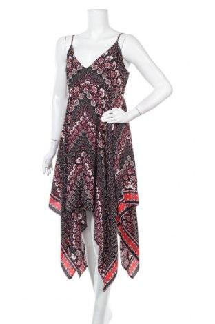 Φόρεμα Express, Μέγεθος L, Χρώμα Πολύχρωμο, Πολυεστέρας, Τιμή 16,05€