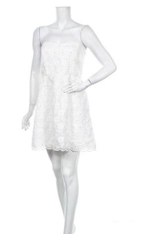 Φόρεμα Forever New, Μέγεθος XL, Χρώμα Λευκό, 85% πολυεστέρας, 15% πολυαμίδη, Τιμή 8,57€