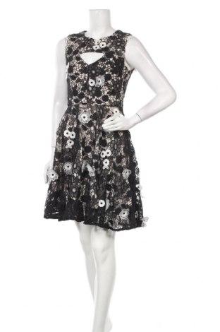 Φόρεμα French Connection, Μέγεθος M, Χρώμα Μαύρο, Πολυεστέρας, Τιμή 26,27€