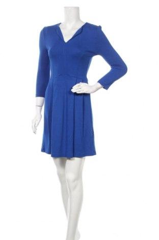 Φόρεμα French Connection, Μέγεθος M, Χρώμα Μπλέ, 88% βισκόζη, 10% πολυεστέρας, 2% ελαστάνη, Τιμή 26,27€