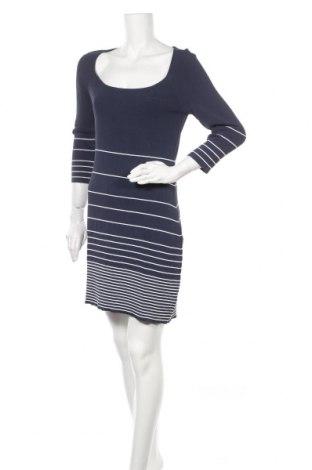 Φόρεμα Georges Rech, Μέγεθος M, Χρώμα Μπλέ, 76% βισκόζη, 19% πολυαμίδη, 5% ελαστάνη, Τιμή 29,23€