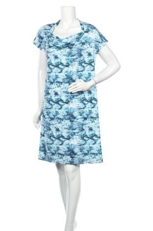 Φόρεμα Gina Benotti, Μέγεθος L, Χρώμα Πολύχρωμο, 95% πολυεστέρας, 5% ελαστάνη, Τιμή 16,89€