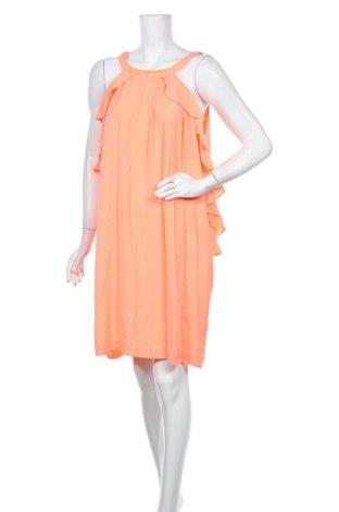 Φόρεμα H&M Conscious Collection, Μέγεθος XL, Χρώμα Πορτοκαλί, Πολυεστέρας, Τιμή 25,40€