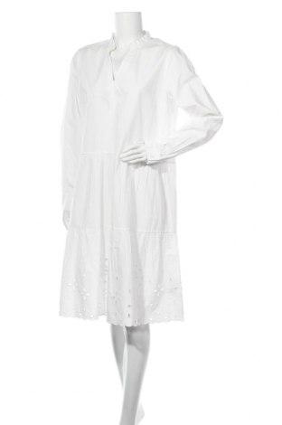 Φόρεμα In Wear, Μέγεθος XL, Χρώμα Λευκό, Βαμβάκι, Τιμή 33,10€