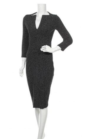 Рокля Isabel De Pedro, Размер M, Цвят Черен, 80% памук, 20% полиамид, Цена 64,50лв.